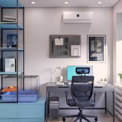 Дизайн квартиры в comfort city дизайнерский ремонт детской