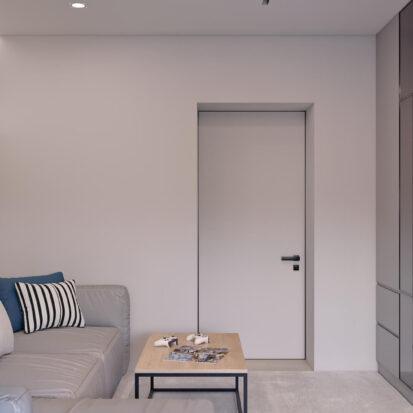 Дизайн квартиры в comfort city интерьер детской комнаты
