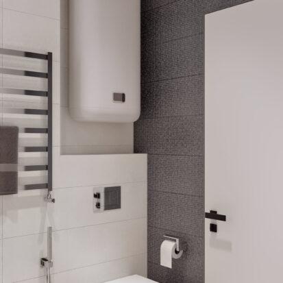 Дизайн квартиры в comfort city сан узел
