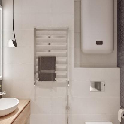 Дизайн квартиры в comfort city туалет