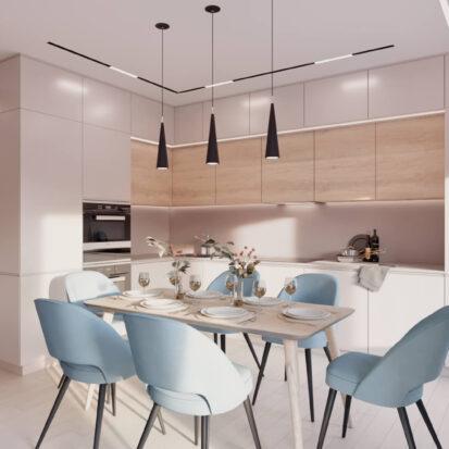 Заказать дизайн квартиры в comfort city