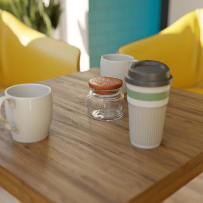 Заказать дизайн интерьера кафе