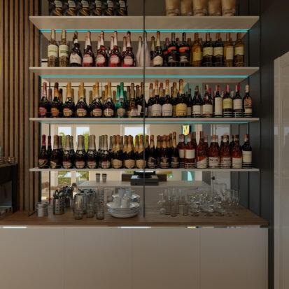 Заказать дизайн кафе Киев