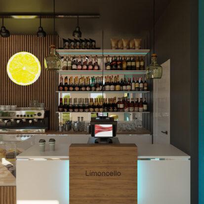 Заказать дизайн кафе цена
