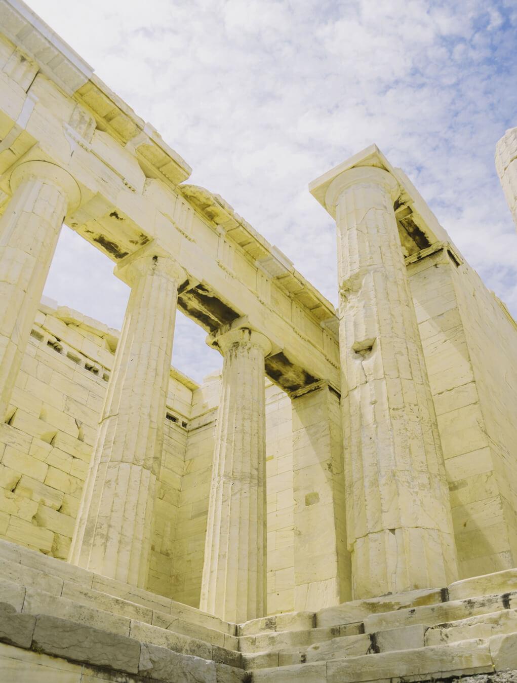 Греческий стиль в дизайне